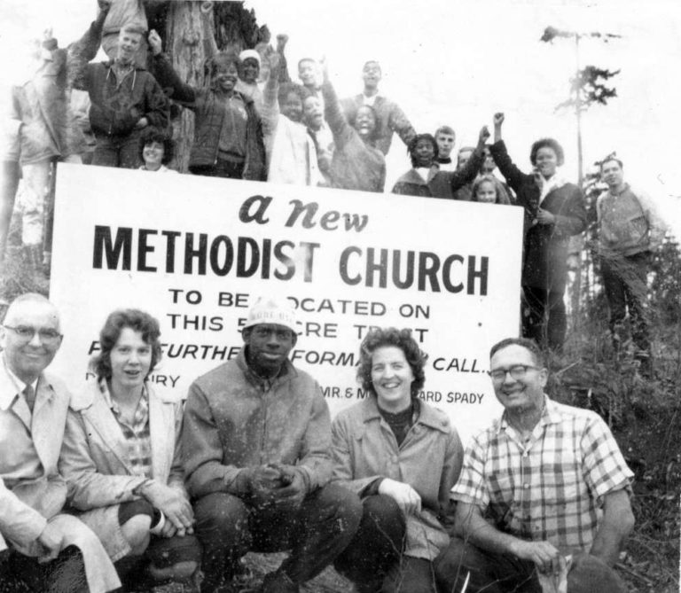 1964 church sign people cropped